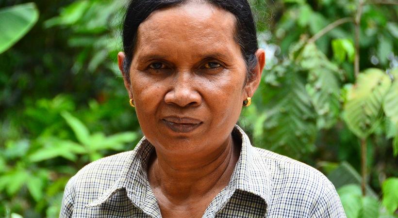 Landsybleder Hou i Kambodsja (illustrasjonsbilde) har holdt seg nær til Gud midt i tunge familieproblemer. Hun har opplevd å få hjelp og trøst gjennom Noreas radioprogram, Håpets kvinner.