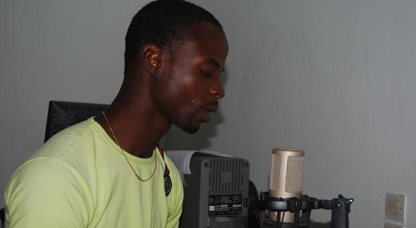 Programmet Mahourøsten som Mohamad Diomandé er radiopastor for, er så populært at det sendes i reprise i Elfenbenskysten.