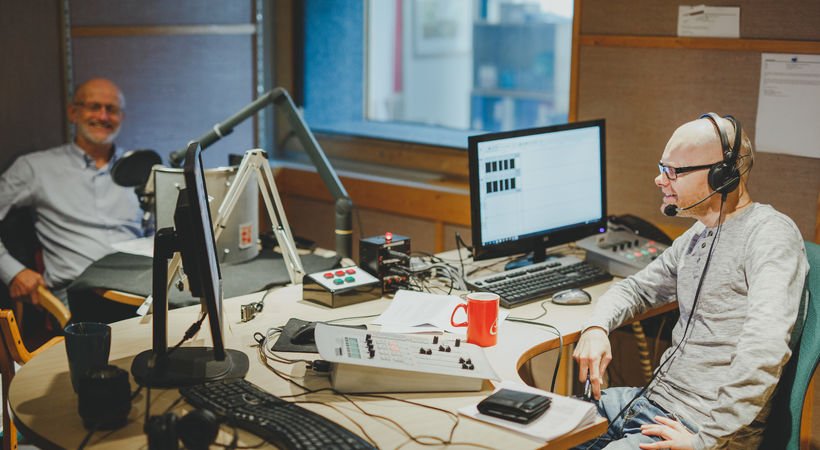 Troens Menn lanseres som radioprogram og podcast
