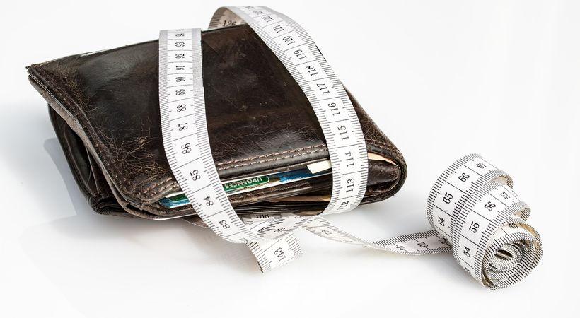 Penger og nøysomhet
