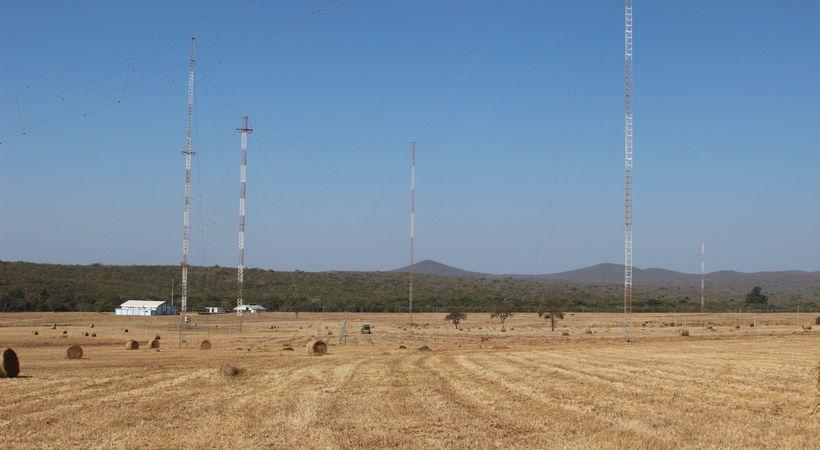 Takket være radioantennene i Swaziland har uttallige mennesker i det sørlige Afrika fått høre om Jesus.