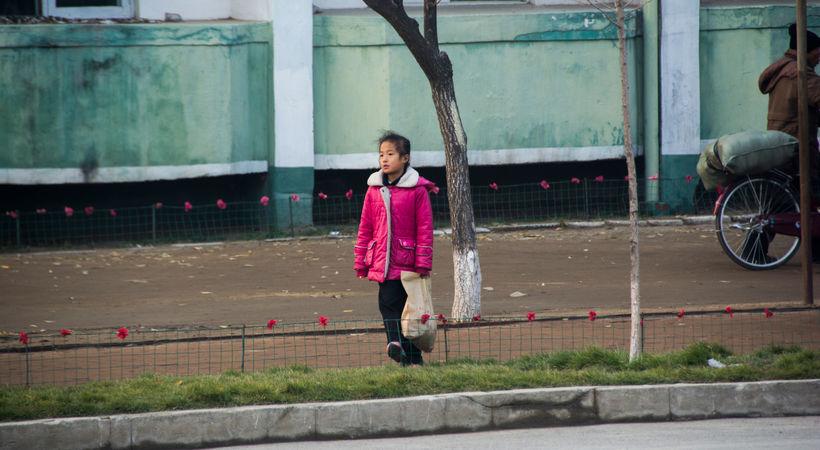Bølger av håp til Nord-Korea