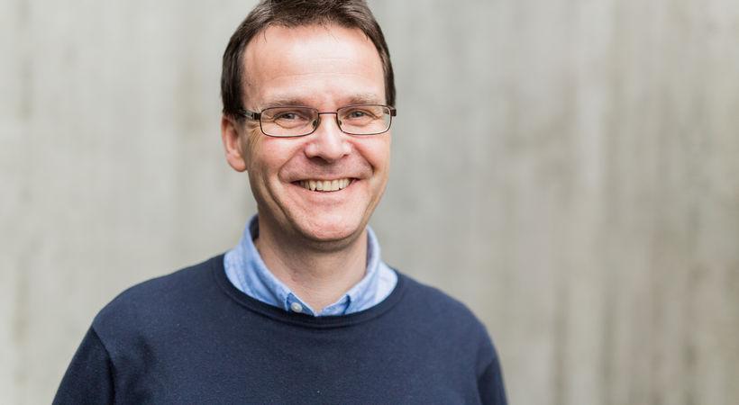 Andakter ved Svein Anton Hansen